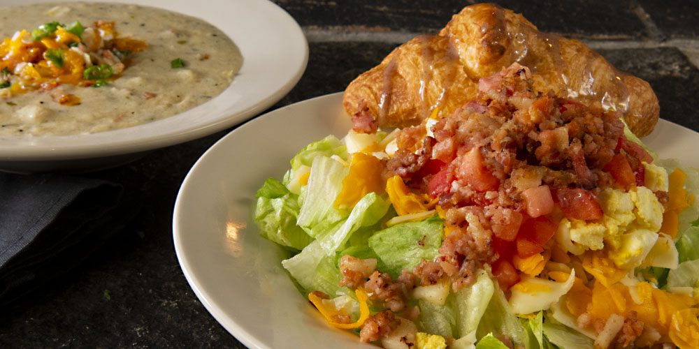 Copper River Grill Soups & Salads